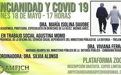 Curso Ancianidad y COVID 19